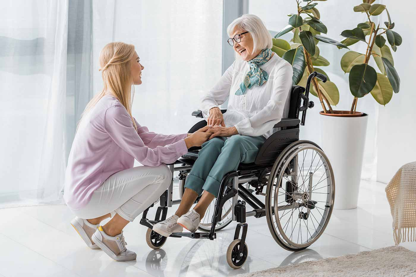 Help At Home – What To Expect When Choosing In Home Care